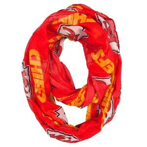 Accessories - NFL Kansas City Chiefs Infinity Scarf